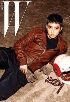 D.O. (디오) for W Korea - Photograph by Kim Hyeon Seong W Korea, Exo Album, Chansoo, Exo Korean, Baekhyun Chanyeol, Do Kyung Soo, Exo Members, Kpop Fashion, Boy Groups