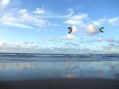 famara, lanzarote: magical beach