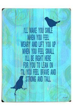 I'll Make You Smile