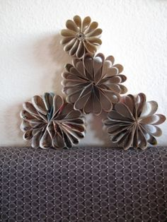 Paper wheels... finally a use for the offcuts