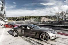 Aston Martin Works at Red Bull Ring