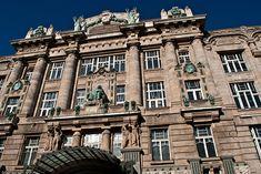 Académie de musique Franz Liszt, Budapest.