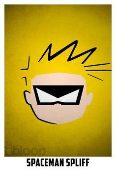 Bloop's Superhero Posters - Album on Imgur