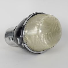 Trainspotters.co.uk - Salvaged Polish street lights