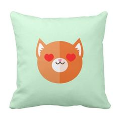 I am Fox and I am in Love —Pillows