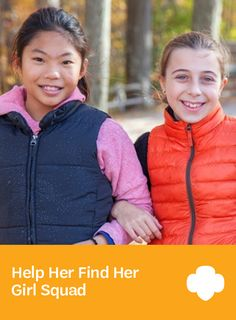 Get all the best advice on how to help your daughter make new friends and watch her social life take off! #parenting #makenewfriends #raisinggirls #GirlScouts