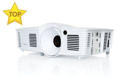 Optoma projektor HD26 (DLP, FULL 3D 1080p, 3 200 ANSI, 25 000:1, 2x HDMI, MHL, 10W speaker)