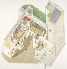 Richard II's Palace, Porchester