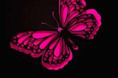 Purple Glitter Butterfly Wallpapers - Top Free Purple