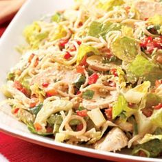 Low-Calorie Pasta Salad Recipes | Eating Well