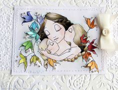 A Day For Daisies 'i love my two girls' by melstampz, via Flickr