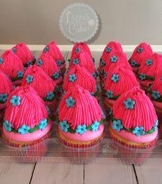 Princess Poppy Cupcakes!