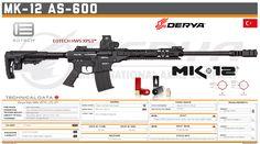 Derya Arms - MK-12 AS-600 Shotguns, Firearms, Miranda Cosgrove Icarly, Hotel Door Locks, Ar Platform, Tactical Shotgun, Future Weapons, Gun Art, Custom Guns
