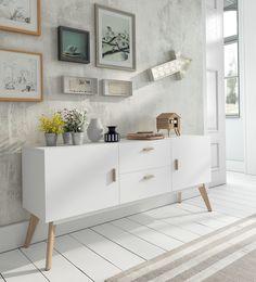 ¿Buscas un hogar con interiores al estilo escandinavo? Nuestra colección 900 cuenta con todas las piezas de mobiliario necesarias para que traslades a tu hogar la luminosidad, elegancia y serenidad de este estilo decorativo que tanto triunfa en Europa. #DugarHome #decoración #hogar #tendencias