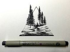 Daily Drawings by Derek Myers – Fubiz Media #art #journal #inspiration www.agencyattorneys.com