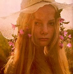 David Hamilton If this photo isn't from the Hippie era, it could pass for it. Love it