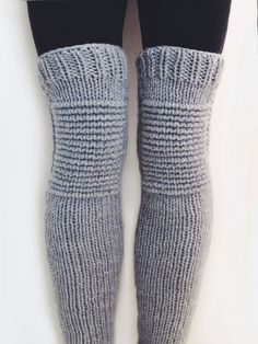 PATTERN for Knit Leg Warmers Motorcycle Padded Quilted | Etsy