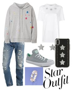 """""""twinkle, twinkle...."""" by christychase ❤ liked on Polyvore featuring G-Star, Chinti and Parker, Converse, Givenchy, Rebecca Minkoff, Gucci and StarOutfits"""