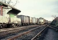 Two Goods Trains At Cappoquin Second Best, Photo Archive, Railroad Tracks, Trains, Museum, Places, Lugares, Train, Museums