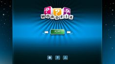 WORDFIX Word Game - Full Game Play (15 words) - Windows and Android