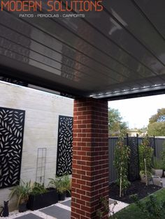 Flat Roof Or Sunroof Systems Give You The Flexibility To Get The Perfect  System For Your Home And Your Outdoor Patio