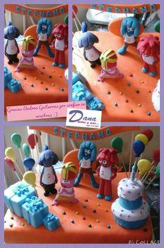 Cake Jelly Jamm! Cumpleaños #2 Dana... tortas y más!