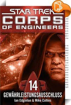 Star Trek - Corps of Engineers 14: Gewährleistungsausschluss    ::  DaiMon Forg dachte, er hätte ein Schnäppchen gemacht: So billig kam er noch nie an einen fantastischen neuen Computer! Aber er erkennt zu spät, dass er für die von Beta III stammende Maschine einen zu hohen Preis zahlen muss … Was als eine einfache Rettungsmission begann, stellt sich schon bald als eine Überraschung für die Besatzung der U.S.S. da Vinci heraus: Ein Schiff voller höflicher, gutmütiger und großzügiger Fe...