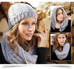Pretty Woman: Conjunto Cambria Grey | Avon