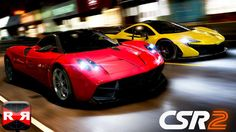 CSR Racing 2 Car Driving Games For Android Drag Racing Game Android Free...