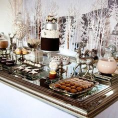 This site has some fabulous tips and printabes etc for homes and fun Narnia Winter Wonderland Party