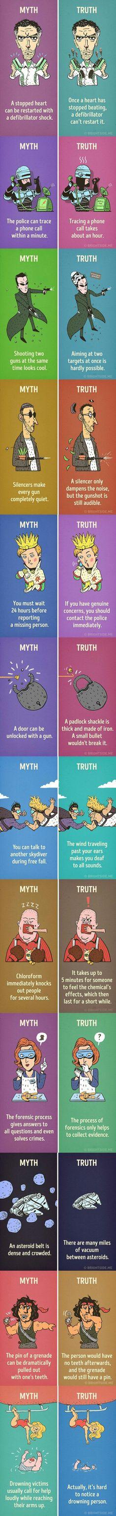 Move myths vs truths