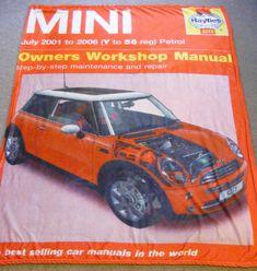 haynes manual mini cooper s 2003