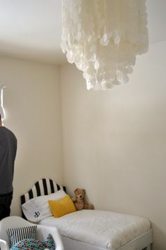 DIY Ways to Mask Awful Rental Lighting