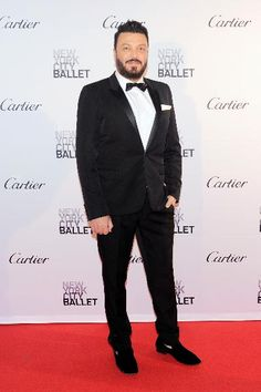 Zuhair Murad at the New York City Ballet 2015 Fall Fashion Gala