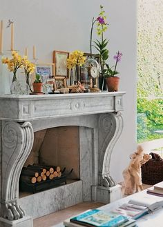 *Дизайн и декор* - Детали: дом флориста в Бразилии