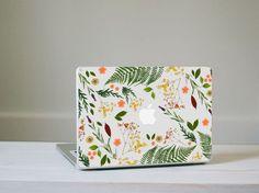 Flower Macbook Decal