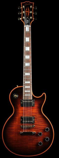 Gibson Les Paul Orange Widow http://www.reverbnation.com/Khakestar #vintageguitars