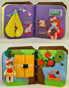 Home Bright Colorful Baby Bell Square Plush Cloth Books Button Zipper Shoelace Practice Training Learning Educational Toys Orders Are Welcome.