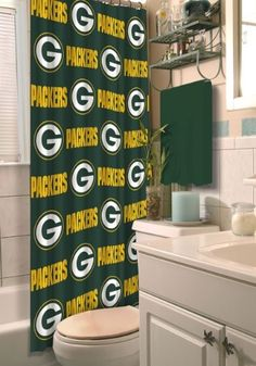 c31d3045ee0  ad Green Bay Packers Shower Curtain. Price   14.99.Show off your fandom