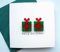 Handmade Christmas Presents Christmas Card Lynsey Wood