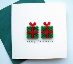 Handmade Christmas Presents Christmas Card Lynsey Wood