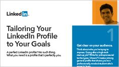 Tailoring your LinkedIn profile to your goals