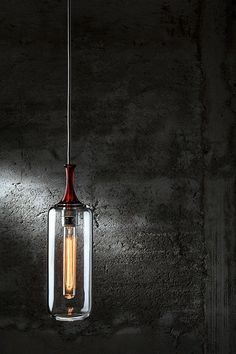 The GALA pendant light is made from borosilicate glass and coloured glass paste, finely crafted and finished by hand.  #ilide #designerlighting #interiorinspo