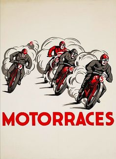 Creative Motorraces, Sizes, Dutch, Den, and Poster image ideas & inspiration on Designspiration Logos Vintage, Vintage Bikes, Vintage Motorcycles, Vintage Posters, Triumph Motorcycles, Motorcycle Posters, Motorcycle Art, Bike Art, Motorcycle Birthday