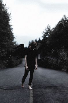 we're bored to death in heaven, and all alone in hell. we only want to be ourselves. sincerely, the fallen angels