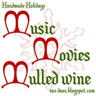 Movies, music, and mulled wine