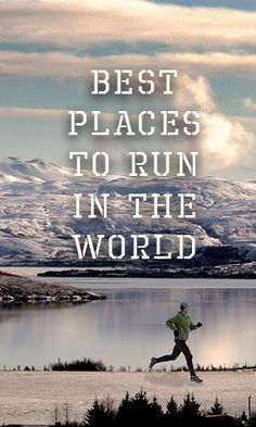 Best Places to Run in the World