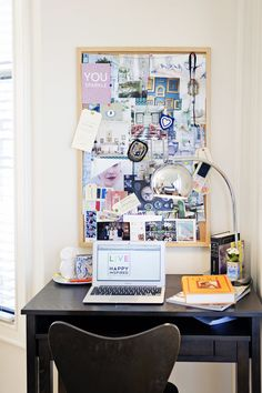 How to Make It Work When You Have No Room for a Home Office: A Round-Up of Ideas & Inspirations