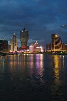 The other Macau... Asian Las Vegas! The biggest resorts in the world!