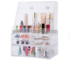 Bathroom Makeup Organizers custom large cosmetic organizer bathroom makeup organizers acrylic